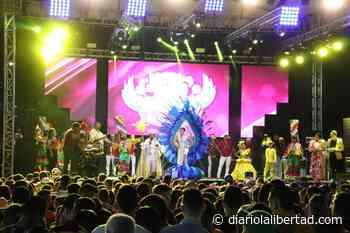 Reina del Carnaval de Galapa, rinde homenaje a danzas tradicionales del Caribe - Diario La Libertad