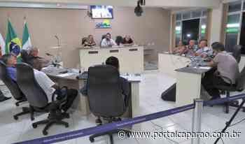 Câmara de Manhumirim acata denúncia sobre dois vereadores - Portal Caparaó