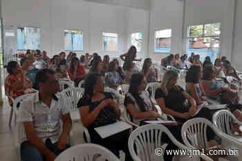 Tem novidades chegando nas escolas municipais de Manhumirim - JM1 Jornal das Montanhas | Notícias Manhuaçu Minas Gerais - Jornal das Montanhas