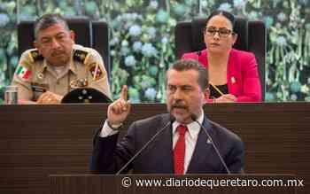 Iniciativa de escoltas viola los derechos, dice Cabrera - Diario de Querétaro