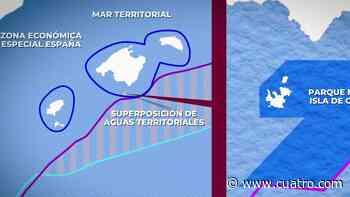 Argelia invade las aguas de Cabrera, en Baleares - Cuatro