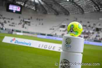 Ligue 2 (J26) : Les résultats de la soirée