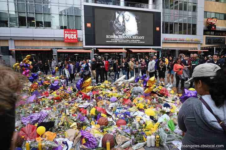 No Tickets For Kobe Memorial? Authorities Urge Fans To Stay Away From Staples Center