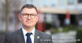 Eine Rivalin fordert Ralf Claßen heraus: Bürgermeister-Wahlkampf in Aldenhoven - Aachener Zeitung