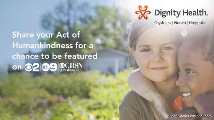 Share an Act of Kindness