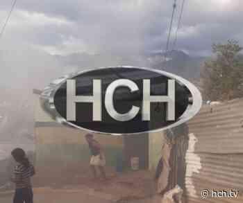 Se registra incendio en una vivienda en la colonia La Trinidad de la capital - hch.tv