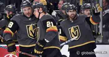 Winnipeg Jets acquire Manitoba's Cody Eakin from Vegas Golden Knights