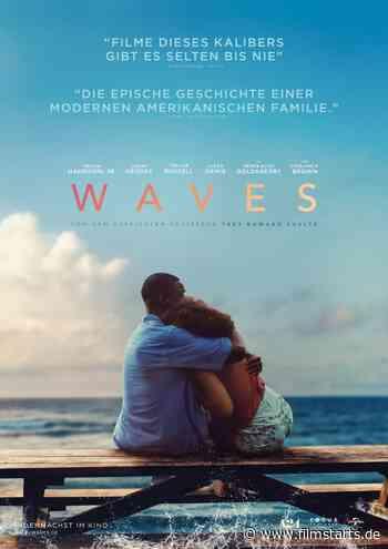 Kritik zu Waves: Ein Wellenbad der Gefühle - filmstarts