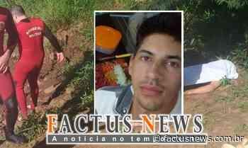 Homem morre afogado no rio Uruguai em Palmitos - Rodrigo André Pompermayer