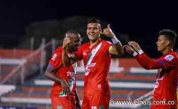 Cortuluá derrotó al Bogotá FC y ahora es segundo en la Primera B - El País – Cali