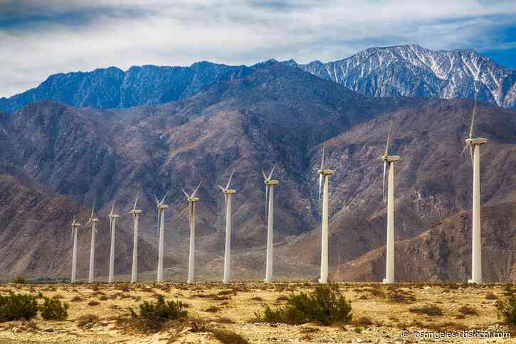 Palm Springs Mayor Fires Back After Trump Says Windmills 'Look Like Hell' During Campaign Rally
