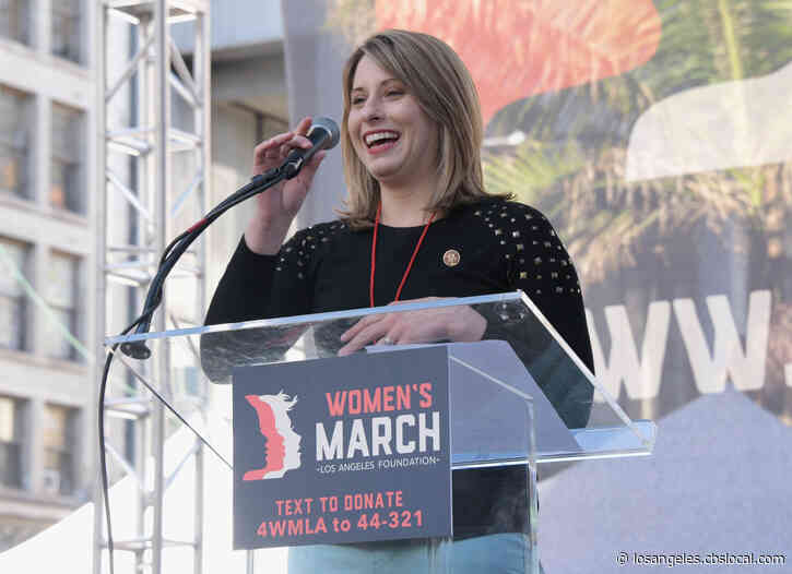 Santa Monica Man Charged With Cyberattacks On Website Of Former Rep. Katie Hill's 2018 Primary Opponent