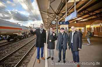 Bahnhof Plochingen: Im zweiten Anlauf zur Barrierefreiheit? - Plochingen - esslinger-zeitung.de