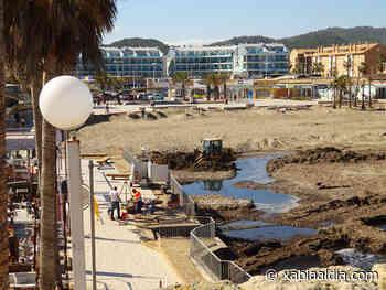 Comienza la retirada de las algas podridas de la ciénaga del Arenal – xabiaaldia – El periódico para xabieros con inquietudes - Carlos