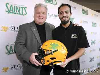 St. Clair Student Athletic Association buys AKO Fratmen football team