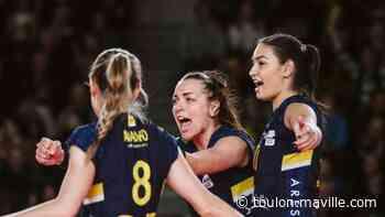 Volley-ball. Ligue AF. Le VB Nantes domine Venelles et prépare bien la Ligue des champions à Blaj. - maville.com
