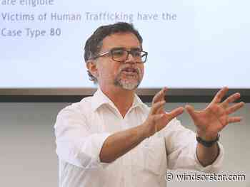 Social justice advocates meeting in Windsor call for action on human trafficking