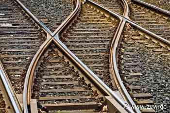 Lauffen am Neckar / Heilbronn - 29-Jähriger überquert Gleise und erzwingt Zugbremsung - Zeitungsverlag Waiblingen