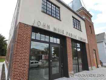 John Muir library receives Lieutenant Governor's heritage award