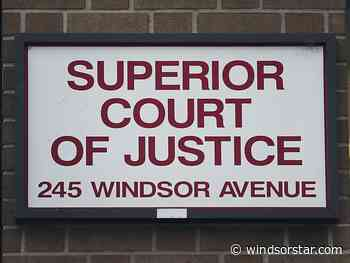 Jury finds Windsor man guilty in drug trafficking trial