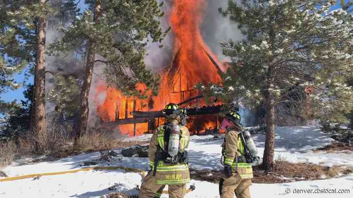 Family Thanks Community For Support After Fire Destroys Home