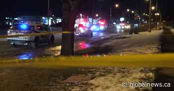 Person found with gunshot wound dies beside east-end Toronto street
