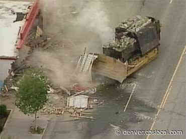 'Nothing Could Stop It': Marvin Heemeyer's Rampage On Granby Detailed In 'TREAD' Documentary