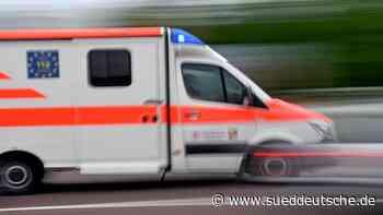 Unfälle - Wentorf bei Hamburg - Rollerfahrer bei Sturz auf A24 lebensgefährlich verletzt - Süddeutsche Zeitung