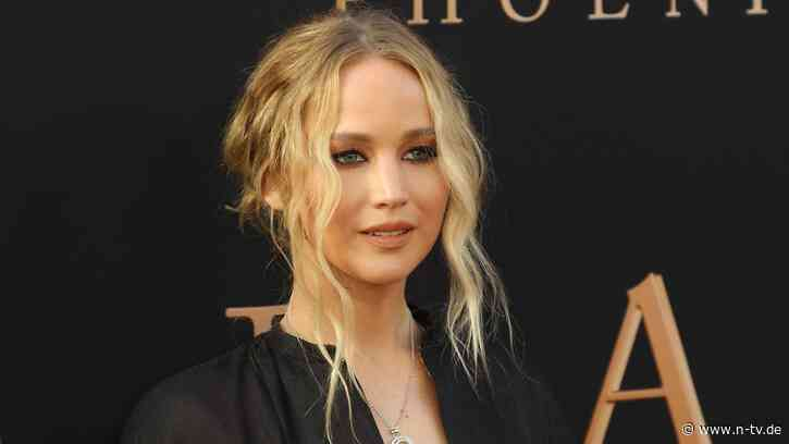 Nach zwei Jahren Pause:Jennifer Lawrence ergattert Netflix-Rolle - n-tv NACHRICHTEN