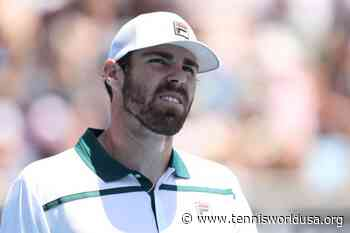 Reilly Opelka speaks on Ernests Gulbis, often playing tie-breaks - Tennis World USA