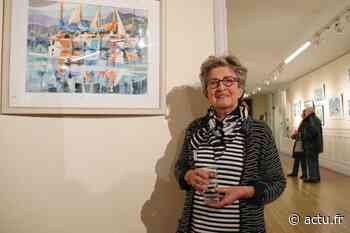 Val-d'Oise. Osny : Jacqueline Pelon expose à Grouchy - La Gazette du Val d'Oise - L'Echo Régional