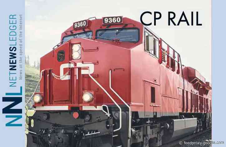 "CP Rail – ""The time for rhetoric has long since passed"""