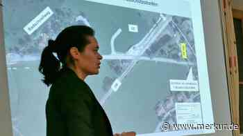 Ohlstadt/Bayern: Staatliches Bauamt will Sicherheit an Radschnellweg verbessern   Ohlstadt - merkur.de