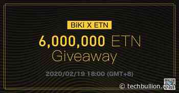 BiKi.com Lists Popular Token Electroneum with 6 Million ETN Giveaway - TechBullion