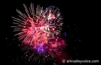 Salida Considers Alternatives for Independence Day Fireworks - by Taylor Sumners - The Ark Valley Voice