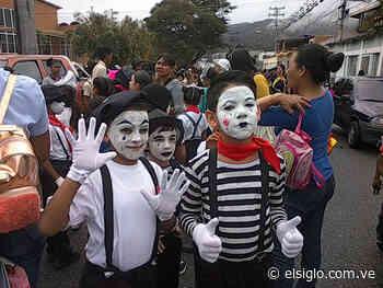 Revenga inició el Carnaval con desfiles en El Consejo y Sabaneta - Diario El Siglo