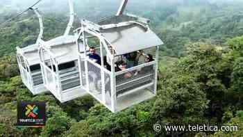 La Fortuna de San Carlos es el centro turístico con más desarrollo del país - Teletica