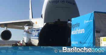 El satélite en imágenes - Bariloche 2000