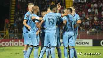 New York City FC vence a San Carlos en duelo lleno de gol - AS Usa