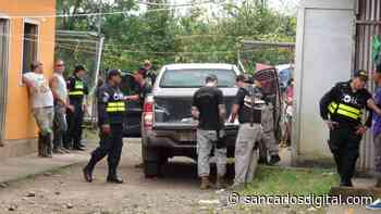 Delitos contra la propiedad marcaron denuncias durante 2019 en San Carlos. OIJ presentó resultados - San Carlos Digital