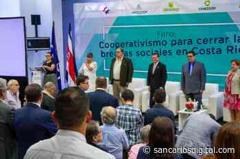 """Gobierno y Movimiento Cooperativo crean agenda común para """"cerrar brechas"""" - San Carlos Digital"""
