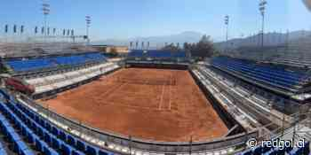 Espectacular: así quedó el court central de San Carlos para el Chile Open - RedGol