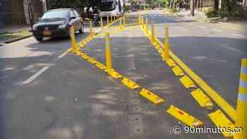 La Simón Bolívar y la Calle 70, las vías donde más accidentes se presentan en Cali - 90 Minutos