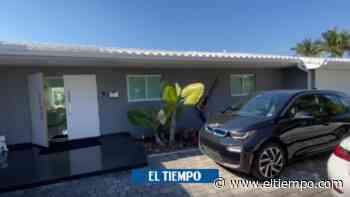 Video: Gustavo Bolívar muestra su lujosa casa en Miami - El Tiempo