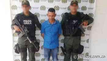 Recapturan a dos integrantes del Clan del Golfo en Bolívar - Caracol Radio