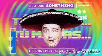 """Julio Briceño: """"'Something' es una muy buena canción para darte ánimo"""" - El Universal"""