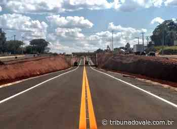 Econorte libera viaduto em Santo Antonio da Platina nesta sexta (22) - Tribuna do Vale