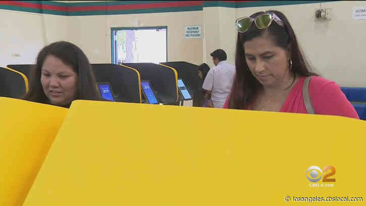 Early Voting Begins Saturday In Los Angeles County