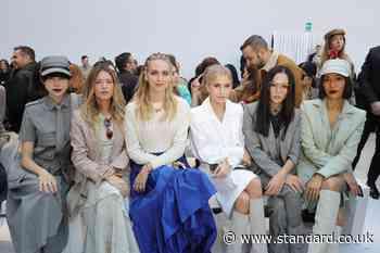 Dakota Johnson, Gemma Arterton and Yara Shahidi hit the FROW at Milan Fashion Week - Evening Standard