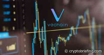 VeChain Engagement Explodes, VET on Critical Price Support - Crypto Briefing